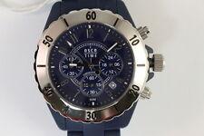 OSCO Swiss Chronograph Uhr Blau UVP: 169€