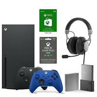 Xbox Series X Ultimate Accessories and System Bundle - IN HAND AND SHIPS NOW