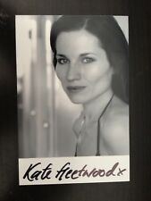 KATE FLEETWOOD - POPULAR ACTRESS - HARRY POTTER - SIGNED B/W PHOTO