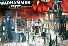 5-NEW-Sprues: MANUFACTORUM+BASILICA ADMINISTRATUM Games Workshop - Warhammer 40K