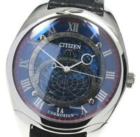 CITIZEN Campanola 103 4391-H30881 Cosmosign Navy Dial Quartz Men's Watch_581662