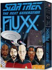 Star Trek The Next Generation Fluxx  Strategy Card Game