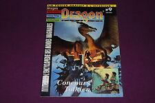 DRAGON MAGAZINE  9 - JDR Jeu de Role - Janvier-Février 1993