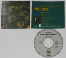 Ultra Vivid Scene - Blood And Thunder (Remix/Remix Edit) - Promo CD Single
