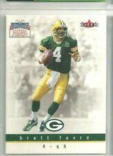 Brett Favre 2004 Fleer National Trading Card Day #UD5