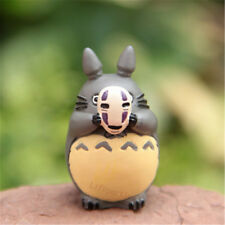 Xmas Studio Ghibli Anime My Neighbor Totoro No Face Man Mask Figure Statue Toy