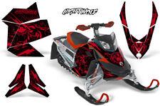 Ski-Doo Rev XP Decal Graphic Kit Sled Snowmobile Sticker Wrap 08-12 NIGHTWOLF R