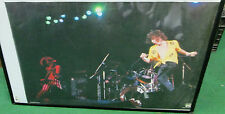 DEF LEPPARD  POSTER  RARE NEW POSTER EARLY 1990'S VINTAGE