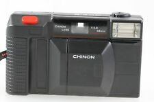 Chinon 35 F-II  Kompaktkamera OVP