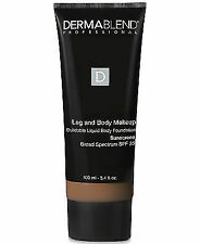 Dermablend Leg and Body Makeup Body Foundation SPF 25 - Deep Golden 70W - 3.4 oz