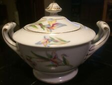Antique Viceroy Japan China Dunsmuir Dinnerware Lidded Sugar Bowl