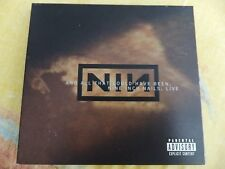 """NINE INCH NAILS """"And All That Could Have Been Live"""" CD Digipak ----- ES"""