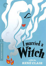I Married a Witch (Criterion Collection), Good DVD, Susan Hayward, Fredric March