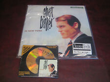 CHET BAKER IN NEW YORK LIMITED 45 SPEEDAUDIOPHILE 2 LP SET LOW #D 138 + DCC 24K