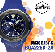 Casio Baby-G New Beach Glamping Series Watch BGA225G-2A AU FAST & FREE