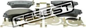 Pad Kit, Disc Brake, Front - Kit For Chevrolet Malibu (2012-Now)
