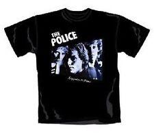THE POLICE - REGGATTA DE BLANC - T-Shirt - schwarz - GRÖSSE: M - NEU