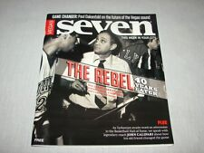 Vegas Seven Magazine April 2013 Jerry Tarkanian UNLV Rebels Basketball Issue NEW