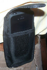 Fits IPhone 5s with Lifeproof case Phone Holster Case Belt Loop Black