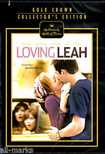 "Hallmark Hall of Fame  ""Loving Leah""  DVD - New & Sealed"