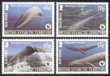 BAT 2003 WWF / BLU balene / Vita Marina SET 4V (n10251)