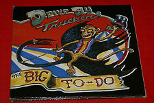 The Big To-Do [Digipak] by Drive-By Truckers (CD, Mar-2010, ATO (USA) VG++ OOP
