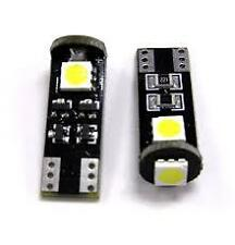 MERCEDES C Class W204 LED SIDELIGHTS PARKING LIGHTS BULBS NO ERRORS CANBUS