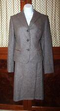 KITON Women's Cashmere SUIT Skirt & Blazer Jacket size 42 EUR