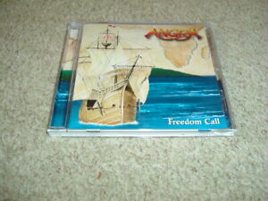 ANGRA - FREEDOM CALL - RARE 6 TRACK CD - JAPANESE IMPORT