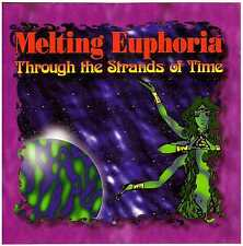 Fusión EUPHORIA a través de la filamentos OF TIME CD Space / PSYCH ROCK –