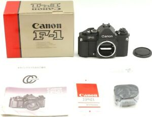 S/N 30xxxx [Unused] Canon New F-1 35mm Film Camera Eye Level Finder from Japan