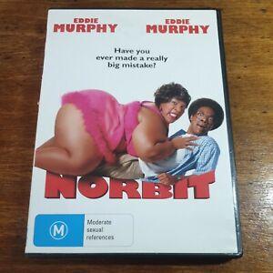 Norbit DVD R4 Like New! FREE POST