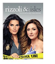 RIZZOLI & ISLES: SEASON 7 DVD - COMPLETE SEVENTH AND FINAL SEASON [3 DISCS] NEW