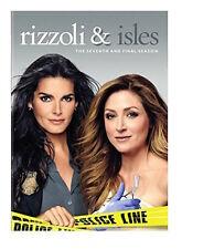 RIZZOLI & ISLES: SEASON 7 DVD - COMPLETE SEVENTH AND FINAL SEASON [3 DISCS] NEW