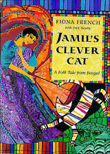 (Good)0711213453 Jamil's Clever Cat: A Bengali Folk Tale,French, Fiona,Paperback