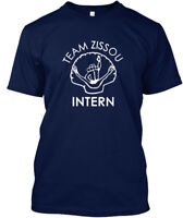 Team Zissou Intern - Hanes Tagless Tee T-Shirt