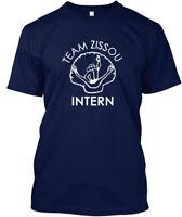 Team Zissou Intern - Hanes Tagless Tee T-Shirt