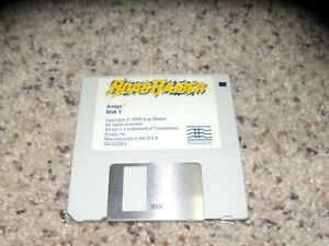 "Road Raider for the Commodore Amiga on 3.5"" disk"