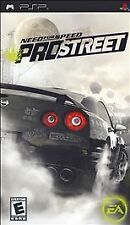 Need for Speed: ProStreet  Sony PSP--COMPLETE with booklet, mint case