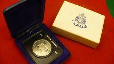 British Columbia 1871-1971 centennial coin $1.00 Canada w/ case silver ? #AS