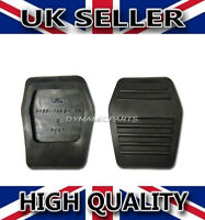 PAIR OF PEDAL PAD RUBBERS FOR  FORD TRANSIT OEM 2000-ONWARD 94BB7A624AA 6789917