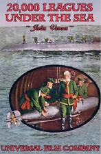 20,000 LEAGUES UNDER THE SEA 1916 Movie Film PC Windows iPad INSTANT WATCH