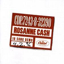 Rosanne Cash - 10 Song Demo [New CD]