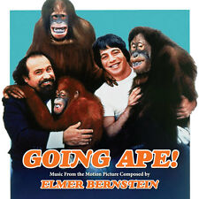 Going Ape - Expanded Score - Limited Edition - OOP - Elmer Bernstein