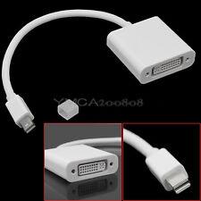 Mini Displayport DP a DVI Cable Adaptador para Apple Macbook Mac Pro Air Imac