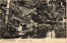 CPA   La Bourboule - Le Parc Fenestre (244825)