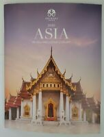 ASIA 2020 Crystal Cruises Vacation Brochure NEW 28 pages All Inclusive