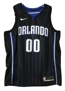 Aaron Gordon NBA Orlando Magic Nike Connect Swingman Black Jersey Size 52 XL