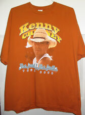 Kenny Chesney The Road And The Radio 2006 Concert Tour T Shirt Xxl 2Xl Used