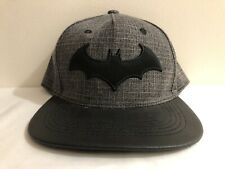Batman SnapBack Hat Cap DC Comics Superhero Comic Book The Joker Black Catwoman